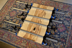 Table top glue-up
