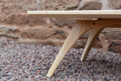 Table and leg detail